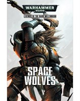 Legends of the Dark Millennium: Space Wolves (Hardback)